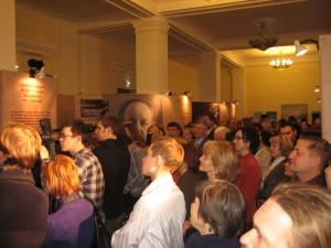 По инициативе Правительства Рязанской области 2013 год был объявлен в Рязани Годом музеев. На торжественное открытие Года музеев собралось много горожан.