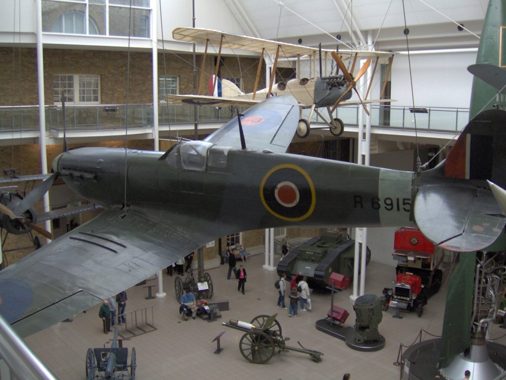 Spitfire_Imperial_War_Museum